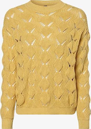 Y.A.S Damen Pullover - Yasgolda gelb