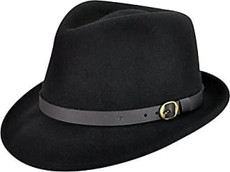 2910016fc0093 Country Gentleman Mens Wallace Classic Fedora Hat