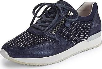 Damen Leder Sneaker in Blau Shoppen: bis zu −62% | Stylight