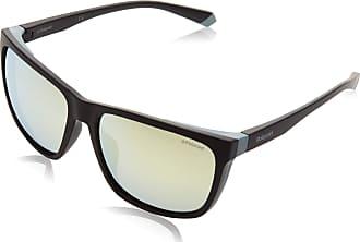 Polaroid Mens PLD 7034/G/S Sunglasses, BlackGrey, 61