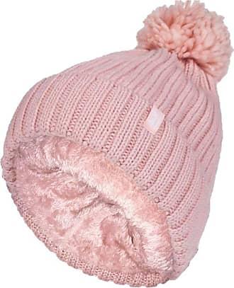 Heat Holders 1 Ladies Genuine Heatweaver Thermal Winter Warm HAT 5 Variations - Alesund, Nora, Solna, Areden, Lund (Coral - Arden)