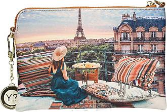 Y Not Y NOT YES-384S0 CLUTCH Women PARIS PRESS TU