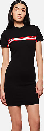 GCDS Bodycon Dress With Logo size IT-S