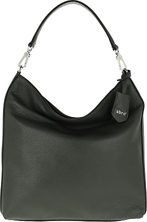 Abro Hobo Bags - Cervo Hobo Bag Forest - green - Hobo Bags for ladies