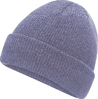 Undercover Ladies Pro Climate Knitted Chenille Beanie Hat LA284 Grey
