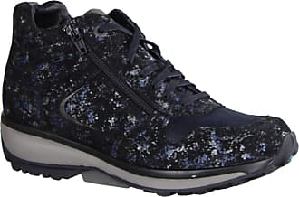 Xsensible Model: Filly/Navy Tato/Leather/Type: 300262-265 / Womens Ankle Boots Size: 8.5 UK