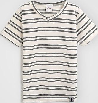 Elian Camiseta Elian Infantil Listrada Off-White