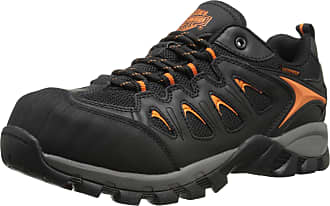 Harley-Davidson Harley-Davidson Mens Eastfield Waterproof Hiker CT, Black, 10.5 M US