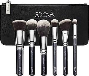 Zoeva Brushes Brush sets Vegan Face Set 102 Silk Finish + 104 Buffer + 106 Powder + 110 Face Shape + 128 Cream Cheek + 142 Concealer Buffer 1 Stk