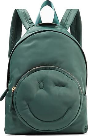 Anya Hindmarch Chubby Shell Backpack - Army green