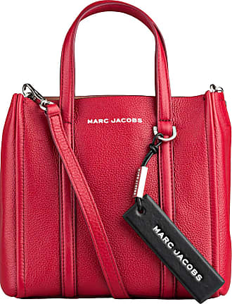 Marc Jacobs Umhängetasche THE MINI TAG TOTE - DUNKELROT