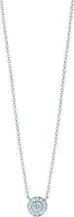 Tiffany & Co. Tiffany Circlet pendant with diamonds in platinum, mini