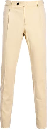 PT01 Fashion Man DL11Z00PA2TU180800 Beige Cotton Pants | Spring Summer 20