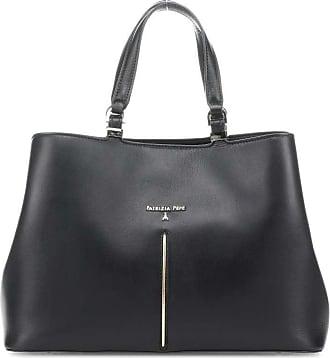 Patrizia Pepe Piping Handtasche schwarz
