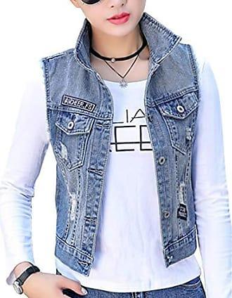 more photos a5919 bbe24 Jeanswesten Online Shop − Bis zu bis zu −50% | Stylight