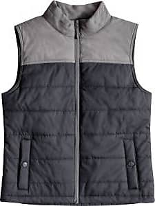 United By Blue Womens Bison Puffer Insulated Vest