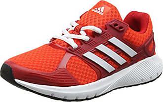 wholesale dealer 2b2b8 e13b8 adidas Damen Duramo 8 W Laufschuhe Rot (EnergyFootwear WhiteScarlet) 38