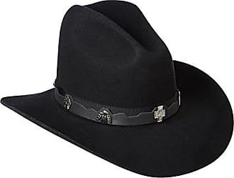 Bailey Mens Hobson Cowboy Hat, Black 6.75