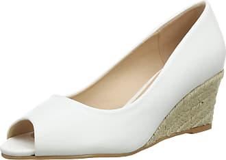 Lotus Womens Bianca Espadrilles, White (White Ww), 5 (38 EU)