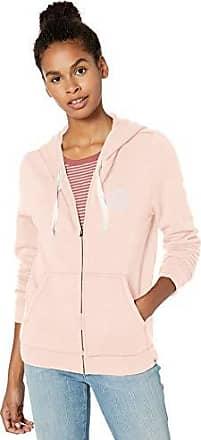 Hurley Womens Perfect Fleece Pullover Hoody Echo Pink Heather