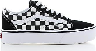 Vans UA Old Skool Platform Checkerboard Dames