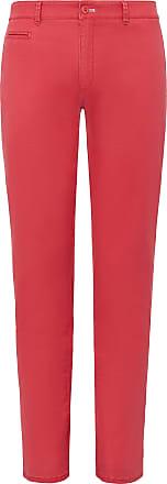 Brax Trousers design Fabio Brax Feel Good red