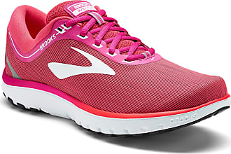 Brooks Womens PureFlow 7 Running Shoes, Multicolour (Pink/Pink/White 684), 4.5 UK