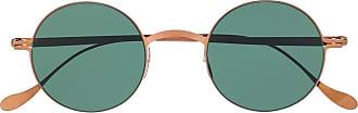 Haffmans & Neumeister Óculos de sol dourado rosê - Preto