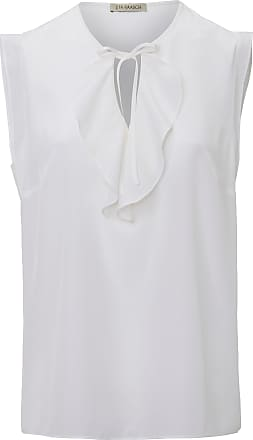 Uta Raasch Blus i 100% silke från Uta Raasch vit 6991c7d6e507a
