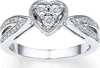 25f47fead Kay Jewelers® Heart Rings: Must-Haves on Sale up to −90% | Stylight