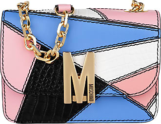 Moschino Cross Body Bags - Chain Shoulder Bag Fantasy Print - colorful - Cross Body Bags for ladies