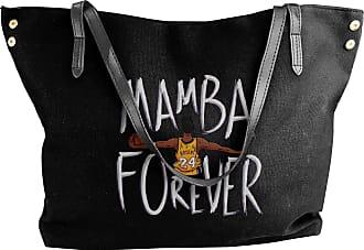 Juju Thanks Mamba Womens Classic Shoulder Portable Big Tote Handbag Work Canvas Bags