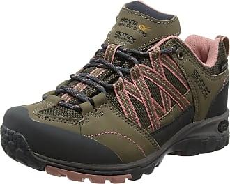 Regatta L Samaris Low, Womens Low Rise Hiking Boots, Brown (Walnt/RoseTn), 3 (36 EU)