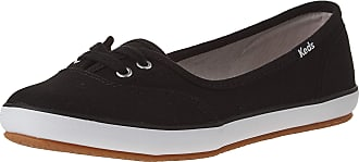 Keds womens Teacup Twill Black Size: 4 UK