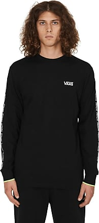 Vans Vans Reflective colorblock long sleeves t-shirt BLACK XL