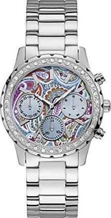 Guess Relógio Feminino Guess Confetti 92695l0gsna1 Prateado