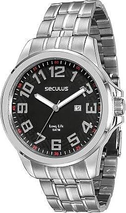 Seculus Relógio Seculus Masculino 28699g0svna1 Original Novo Barato