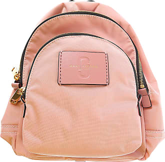 Marc Jacobs Backpack for Women, Pink, Nylon, 2017, one size