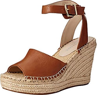 0f872c390 Kenneth Cole Womens Olivia Two Piece Espadrille Wedge Sandal