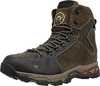 Irish Setter Mens Ravine-2880 Hunting Shoes, Gray/Black, 8 D US