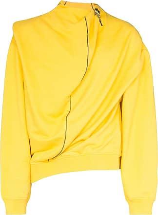 Y / Project Infinity crew sweatshirt - Yellow