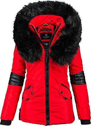 Damen Winterjacken in Rot von Navahoo® | Stylight