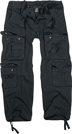 2165d6fb Brandit Pure Vintage Bukser - Bukser (lang) - Cargo-bukser - svart