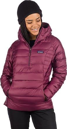 Patagonia Down Sweater Hooded Insulator Anorak light balsamic