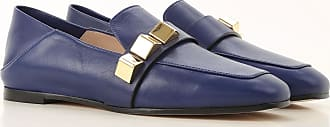 Stuart Weitzman Loafers for Women On Sale, Maritime Blue, Leather, 2017, US 7.5 (EU 38)