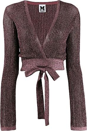 M Missoni knit shoulder shrug top - Rosa