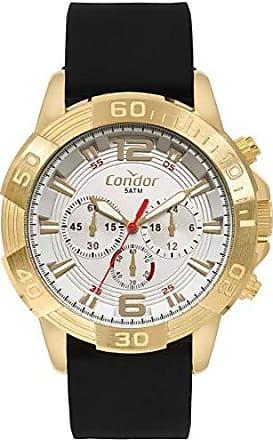 Condor Relógio Condor Masculino Civic Dourado COVD54BE/2K