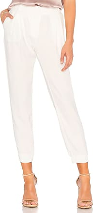 Parker Morgan Pant in White