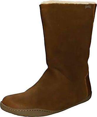 fc685f6def076d Camper Damen Peu Cami Leder Medium Brown Stiefel 40 EU