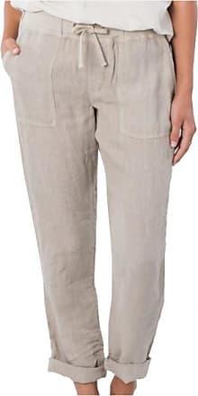 Rip Curl Womens The Off Duty Pant Pantaloni tempo libero Donna   grigio